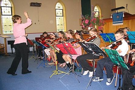 Violin Program