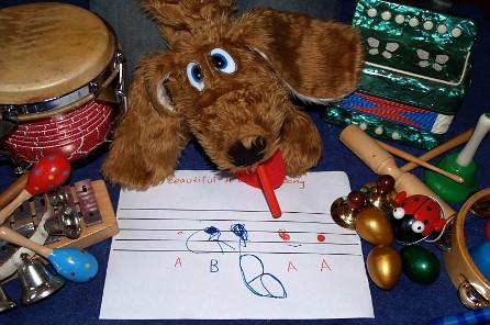 Early Childhood Music Program